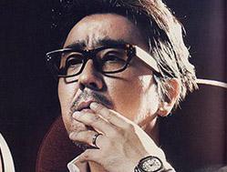 韩国电影演员 - 柳承龙 SAGAWAFUJII 大框眼镜