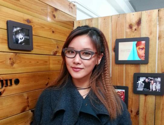 韩国组合Clazziquai 成员 Horan SAGAWAFUJII 眼镜